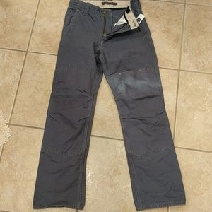 GAP rugged canvas pants